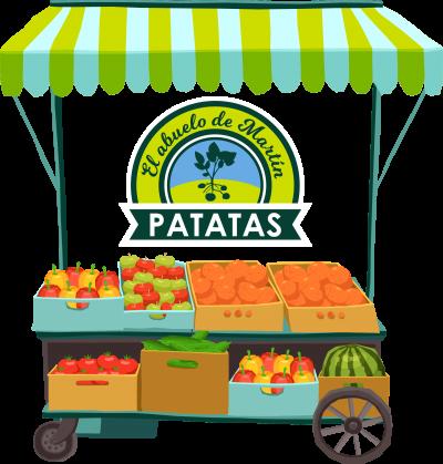 venta online de patatas