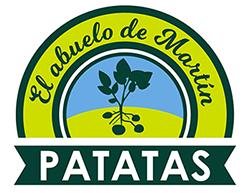Patatas el abuelo de Martín Logo